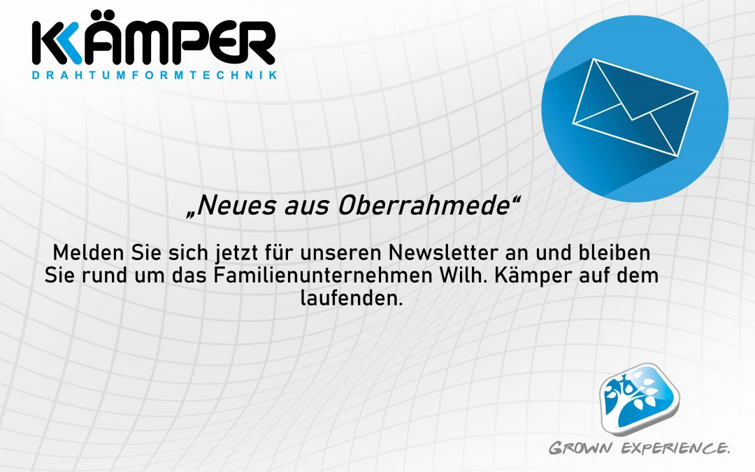 """Neues aus Oberrahmede"""